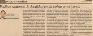 """Copia artículo en """"El Económico"""""""