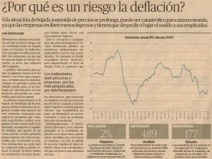 """Artículo en """"El Económico"""""""