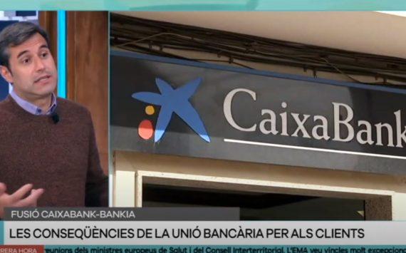 Consecuencias de la fusión Caixabank-Bankia